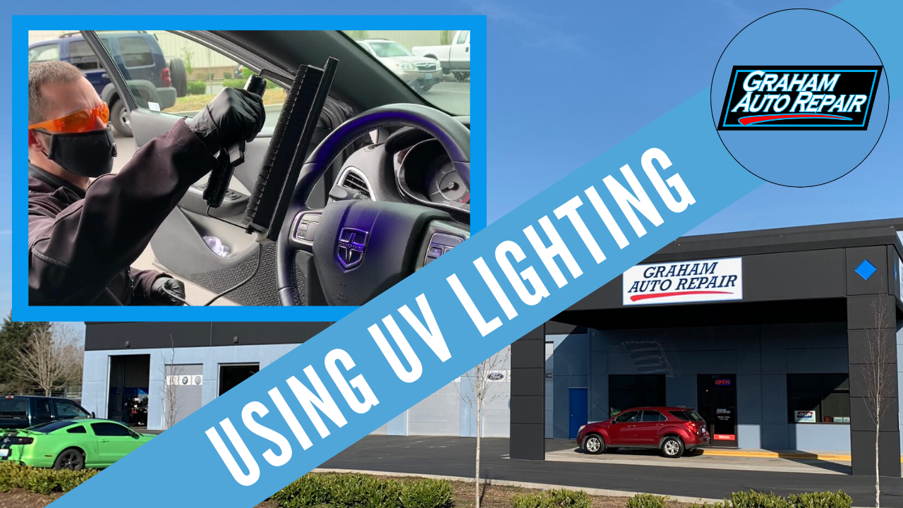UV Lighting | Graham Auto Repair