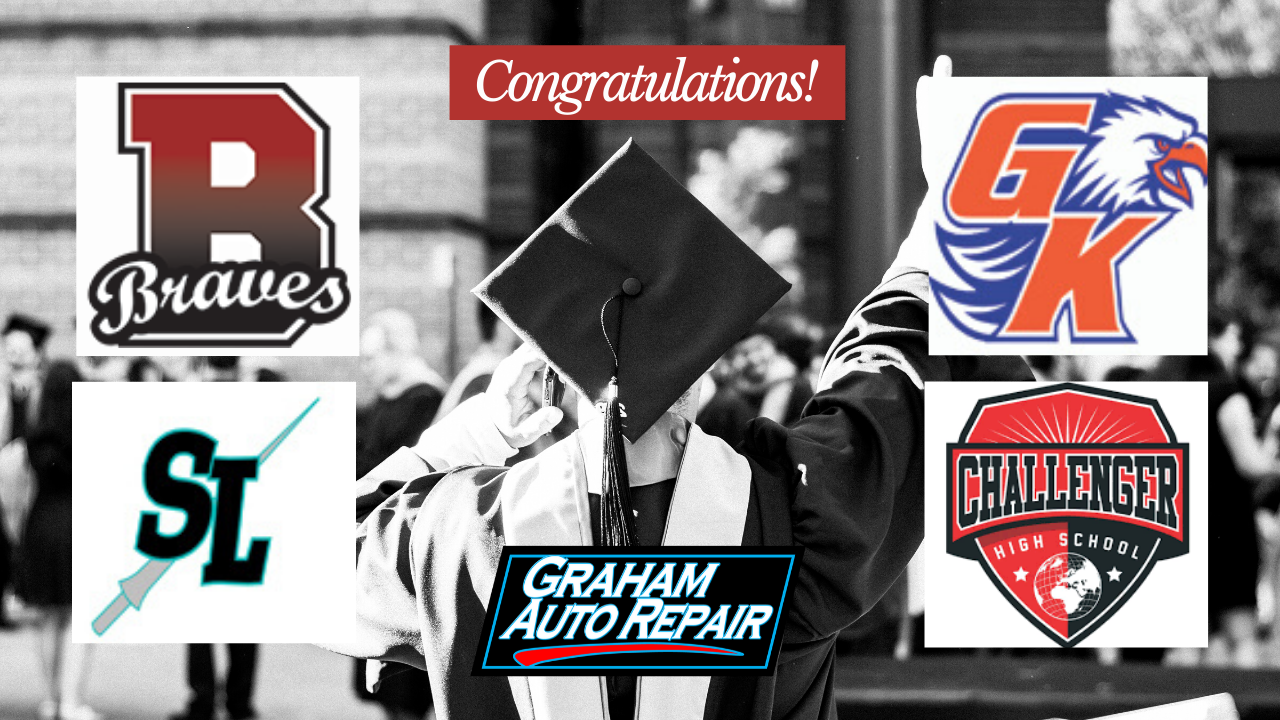 Class of 2020 | Graham Auto Repair