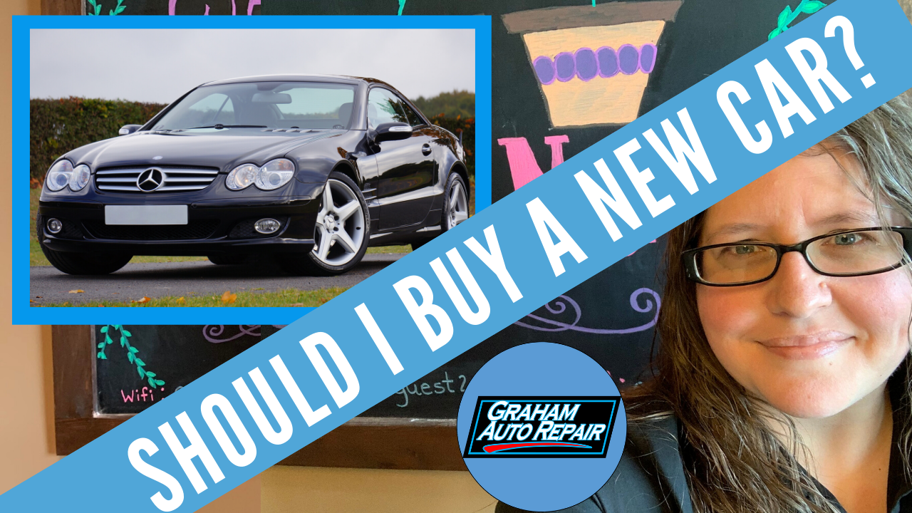 Should I Buy a New Car?